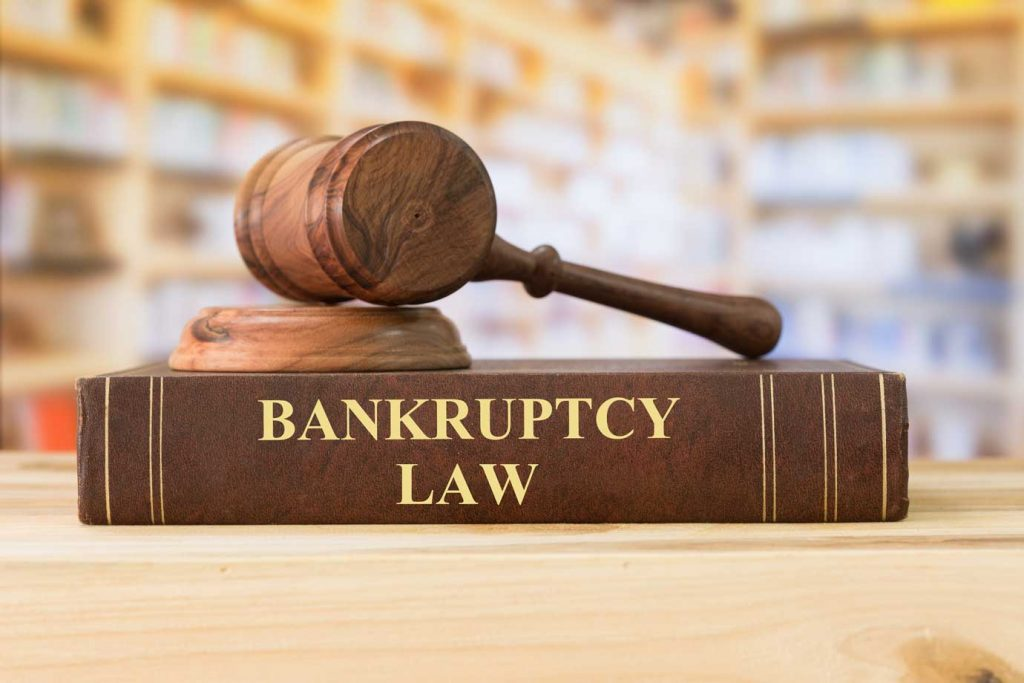 Gavel And Banruptcy Book